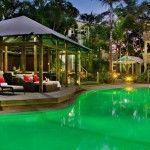 Noosa resort