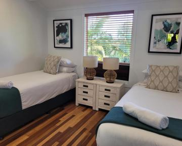 3 Bedroom with ensuite bathroom