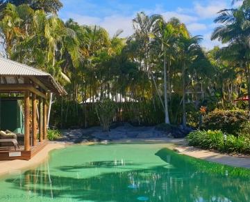 Pool 1 - Heated pool