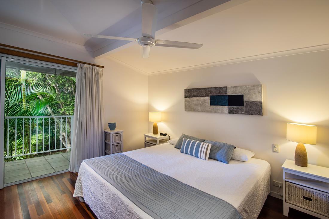 One Bedroom Apartments Noosa | South Pacific Resort Noosa